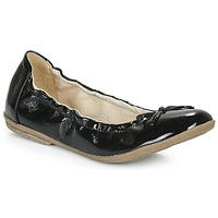 Schoenen Meisjes Ballerina's Ramdam LISBONNE Zwart
