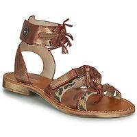 Schoenen Meisjes Sandalen / Open schoenen Catimini CABRI Brown