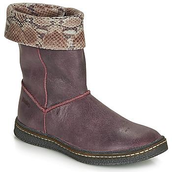 Schoenen Meisjes Hoge laarzen Ramdam CRACOVIE Bordeaux