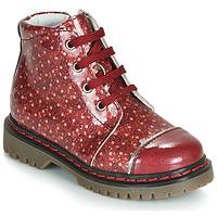 Schoenen Meisjes Laarzen GBB NEVA Rood