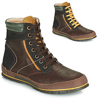 Schoenen Jongens Laarzen Achile MANUEL Brown