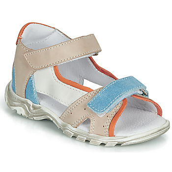 Schoenen Jongens Sandalen / Open schoenen GBB PHILIPPE Beige