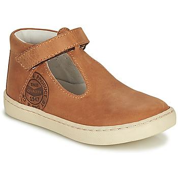 Schoenen Jongens Sandalen / Open schoenen GBB PRESTON Brown