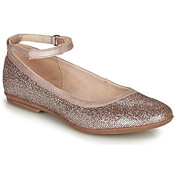 Schoenen Meisjes Ballerina's Achile DANIELA Roze