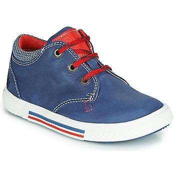 Schoenen Jongens Lage sneakers Catimini PALETTE Blauw