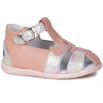 Schoenen Meisjes Sandalen / Open schoenen GBB GASTA Roze
