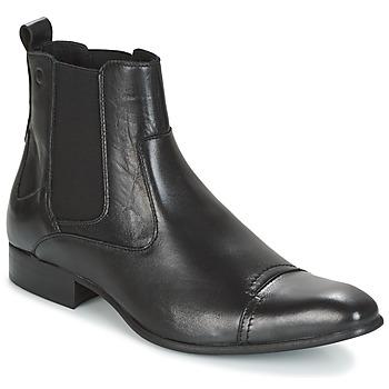 Schoenen Heren Laarzen Carlington RINZI Zwart