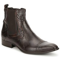 Schoenen Heren Laarzen Carlington RINZI Brown