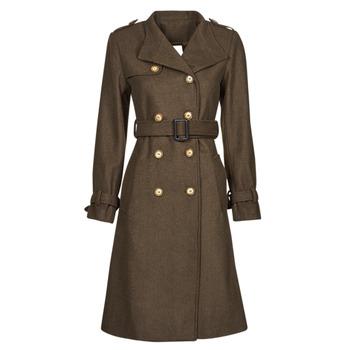 Textiel Dames Mantel jassen Betty London LIPIUS Brown