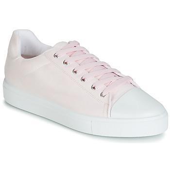Schoenen Dames Lage sneakers André SAMANA Roze