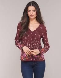 Textiel Dames Tops / Blousjes Casual Attitude LICINIA Bordeaux