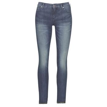 Textiel Dames Skinny jeans Armani Exchange 6GYJ25-Y2MKZ-1502 Blauw