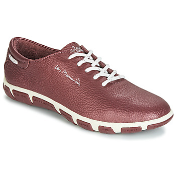 Schoenen Dames Lage sneakers TBS JAZARU Bordeaux