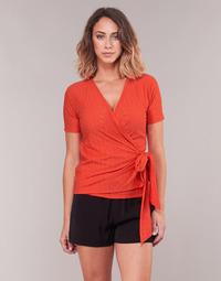 Textiel Dames Tops / Blousjes Moony Mood KOUGE Rood