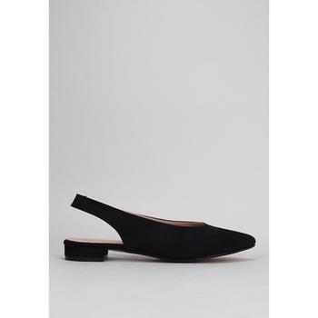 Schoenen Dames Ballerina's Krack Core DOLVIN Zwart