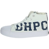 Schoenen Kinderen Hoge sneakers Beverly Hills Polo Club BH4036 White