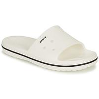 Schoenen Sandalen / Open schoenen Crocs CROCBAND III SLIDE Wit
