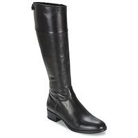 Schoenen Dames Hoge laarzen Unisa DENIS Zwart