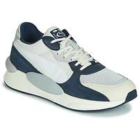 Schoenen Heren Lage sneakers Puma RS-9.8 TN SPACE Wit / Grijs