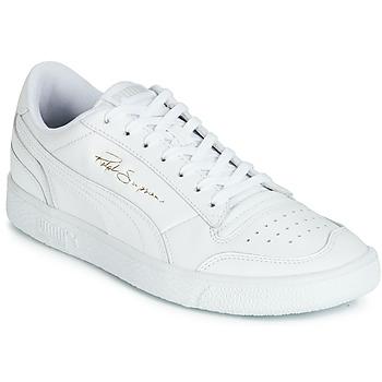 Schoenen Heren Lage sneakers Puma RALPH SAMPSON LO Wit
