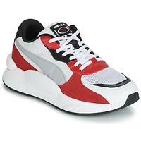Schoenen Kinderen Lage sneakers Puma RS-98 SPACE JUNIOR Wit / Rood