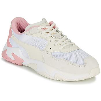 Schoenen Heren Lage sneakers Puma STORM ORIGIN PASTEL Wit