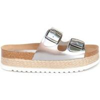 Schoenen Dames Sandalen / Open schoenen Colour Feet TURQUETA Zilver
