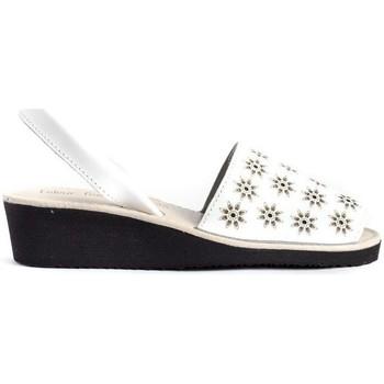 Schoenen Dames Sandalen / Open schoenen Colour Feet MACARELLETA LASER Wit