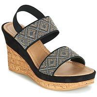 Schoenen Dames Sandalen / Open schoenen André RATAPLAN Multicolour