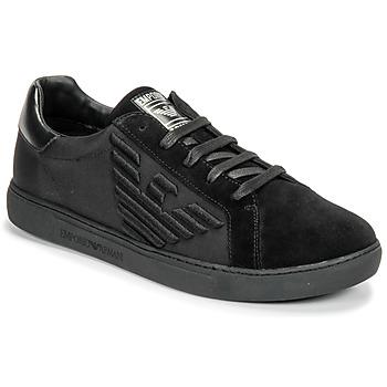 Schoenen Heren Lage sneakers Emporio Armani X4X279-XM035-A085 Zwart