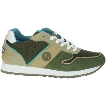 Schoenen Heren Lage sneakers Jeckerson JGPU041 Dark Green