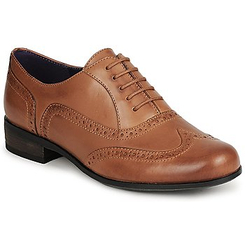 Schoenen Dames Derby Clarks HAMBLE OAK Brown
