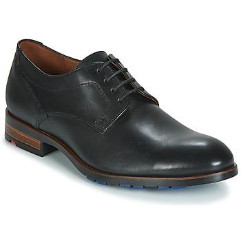 Schoenen Heren Derby Lloyd JIM Zwart