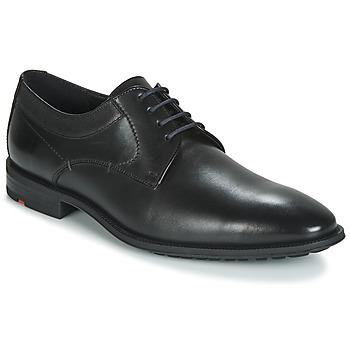 Schoenen Heren Derby Lloyd JAYDEN Zwart
