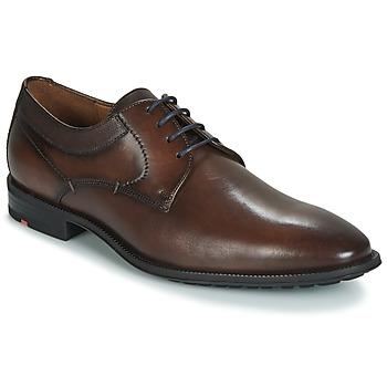 Schoenen Heren Derby Lloyd JAYDEN Cognac