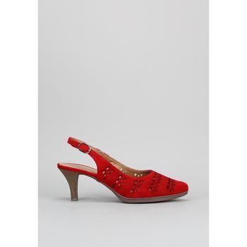 Schoenen Dames Espadrilles Sandra Fontan OLAS Rood