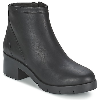 Schoenen Dames Enkellaarzen Camper WANDA Zwart