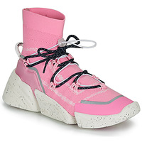 Schoenen Dames Hoge sneakers Kenzo K SOCK SLIP ON Roze