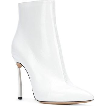 Schoenen Dames Laarzen Casadei 1Q618L100TRAIN900 bianco