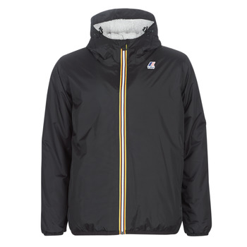 Textiel Heren Wind jackets K-Way LE VRAI 3.0 CLAUDE ORSETTO Zwart
