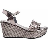 Schoenen Dames Sandalen / Open schoenen Zap-In CT-63 Zilver