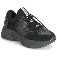 Schoenen Dames Lage sneakers Bronx BAISLEY Zwart