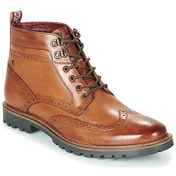 Schoenen Heren Laarzen Base London BOWER Cognac
