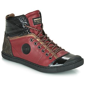 Schoenen Dames Hoge sneakers Pataugas BANJOU Bordeaux