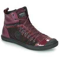 Schoenen Dames Hoge sneakers Pataugas BANJOU Aubergine