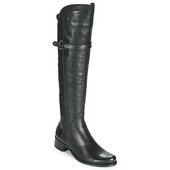 Schoenen Dames Hoge laarzen Dorking DULCE Zwart