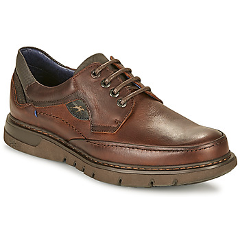 Schoenen Heren Derby Fluchos CELTIC Brown