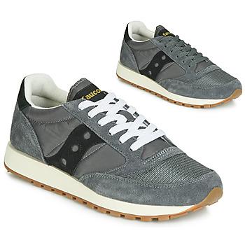 Schoenen Lage sneakers Saucony JAZZ ORIGINAL VINTAGE Grijs / Zwart