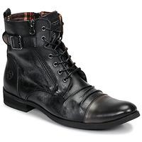 Schoenen Heren Laarzen Kdopa DUBLIN Zwart