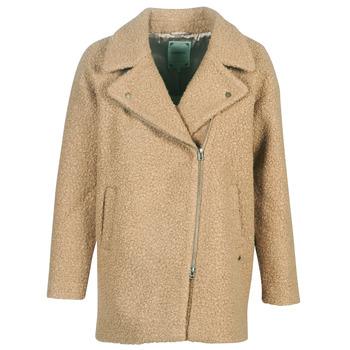 Textiel Dames Mantel jassen Kaporal DALIA Beige / Brown